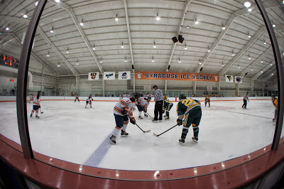 A Rough Patch of Ice for Orange's Hockey Team