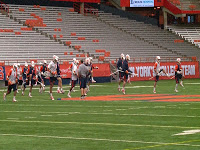 Orange Lacrosse Aims for a Championship