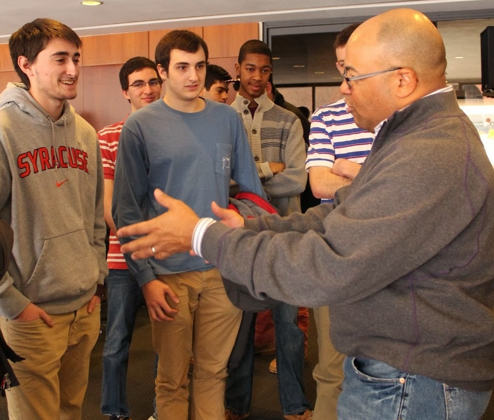 Mike Tirico: » Mike Tirico: In The Moment