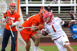 Maryland Eliminates Syracuse Men in NCAA Quarterfinals
