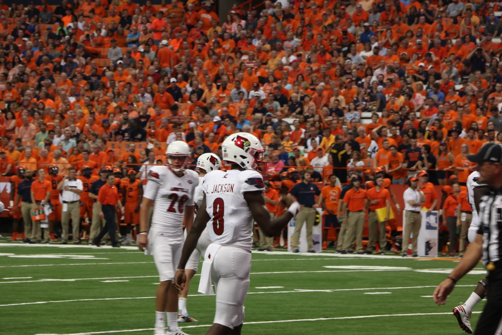 Louisville's Rout of Syracuse in ACC Opener