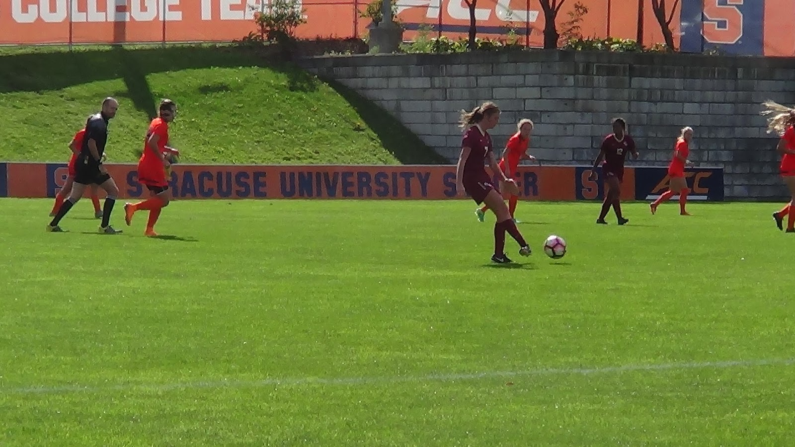 Women's Soccer: No. 2 Florida State and Syracuse Finish in a Draw
