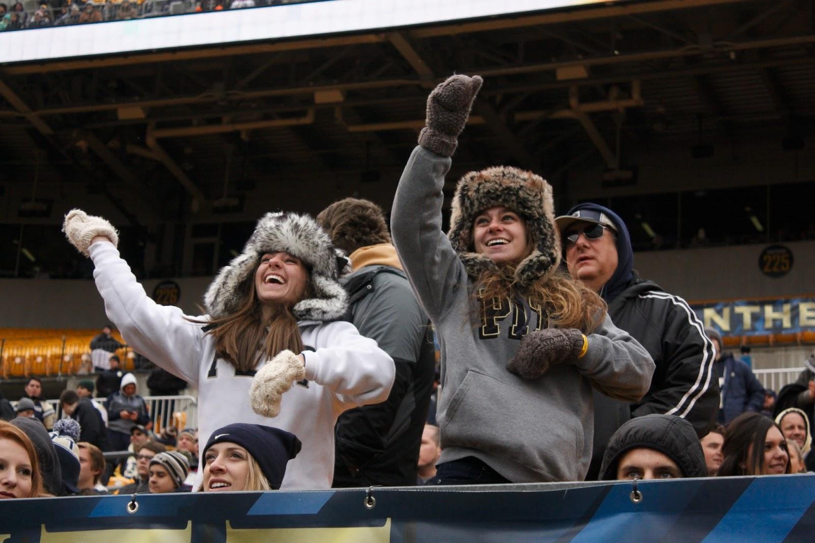 Panthers Down Orange in Football Scoring Spree