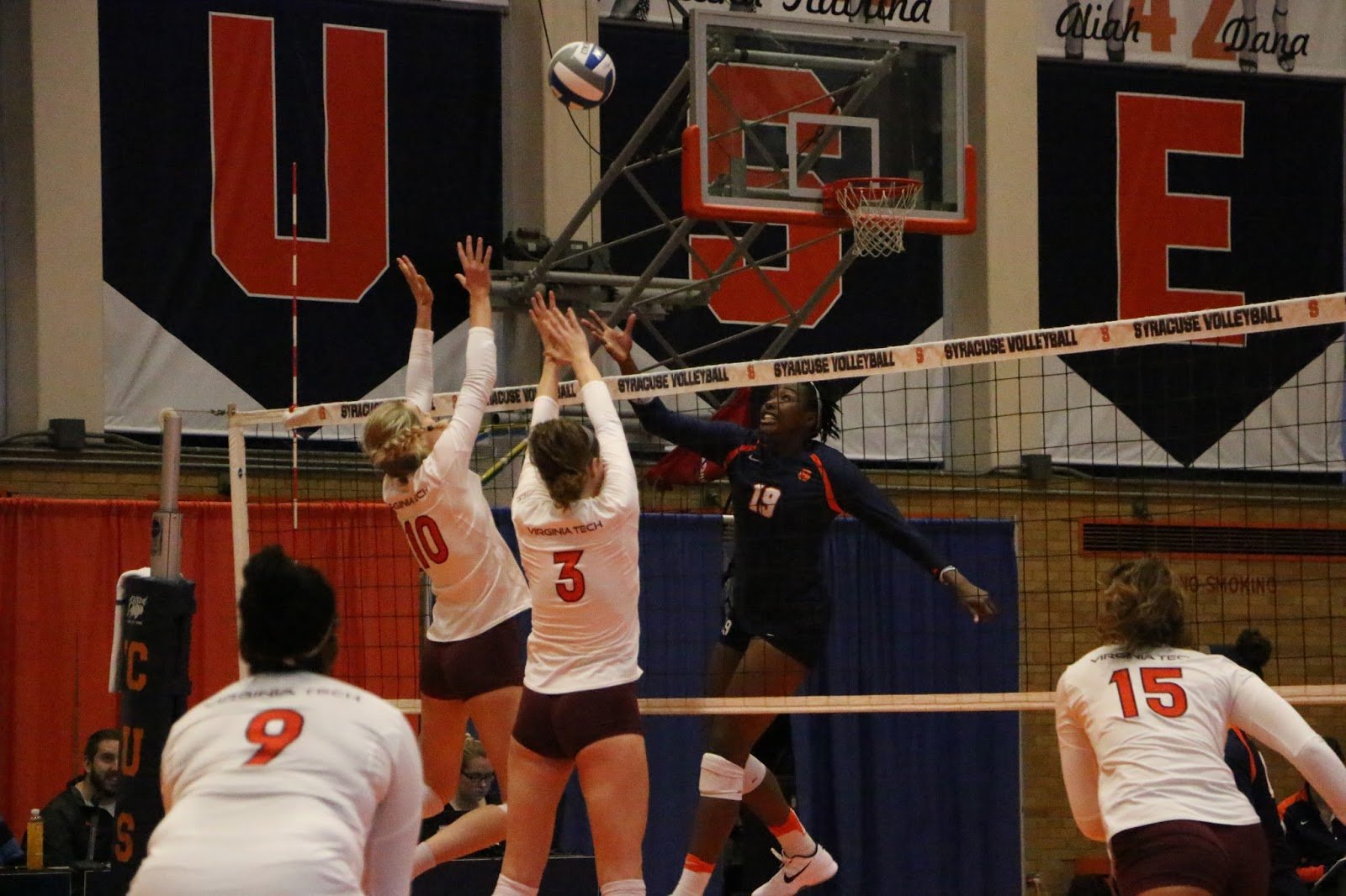 """Volleyball: Yelin – """"Not Enough Effort to Win."""""""