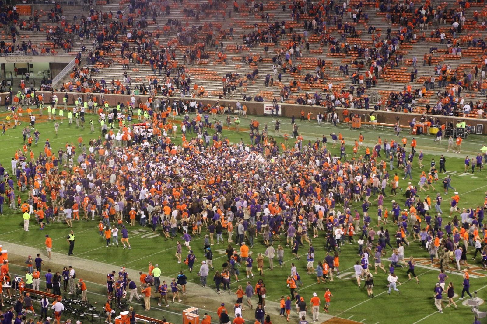 Death Valley Day: Clemson Dominates Syracuse