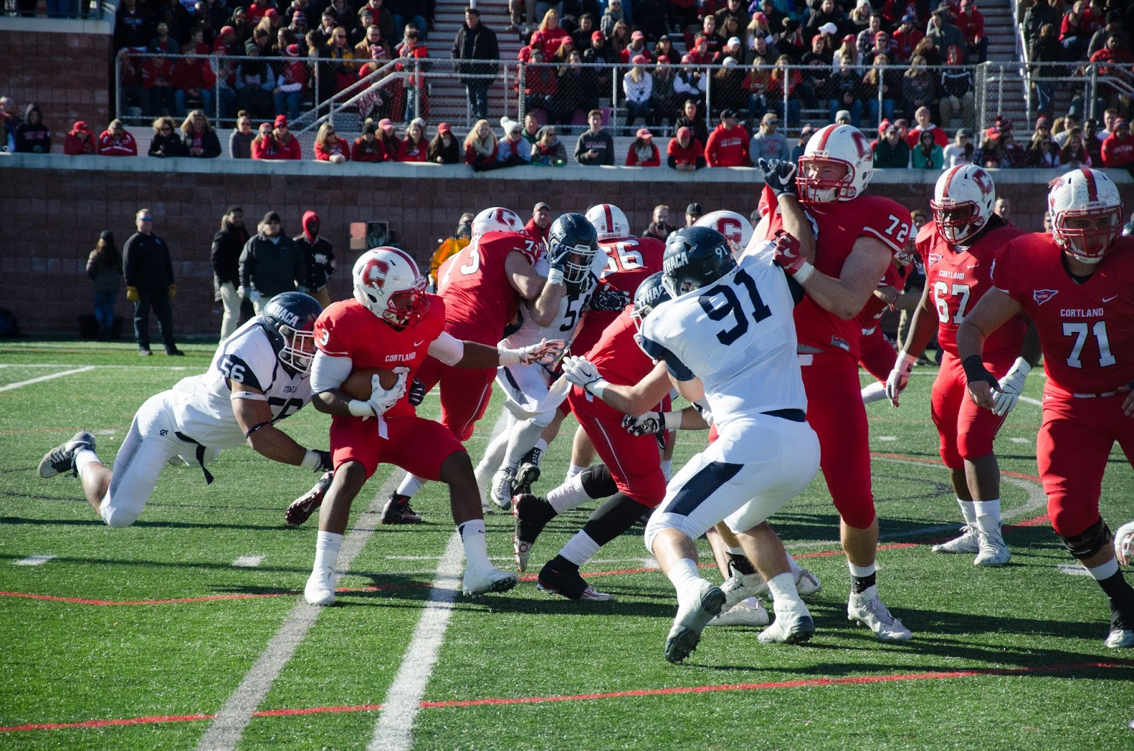 Scenes from the Fall: Cortaca Jug Game