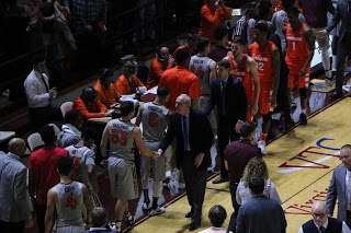 Hokies Slice Up Orange Zone for 83-73 Win