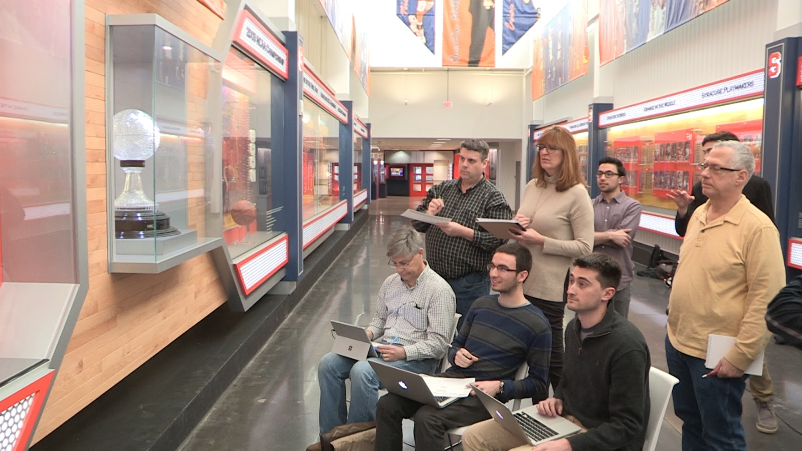 Getting the Bad News: What it was Like for SU Sports Media on Selection Sunday