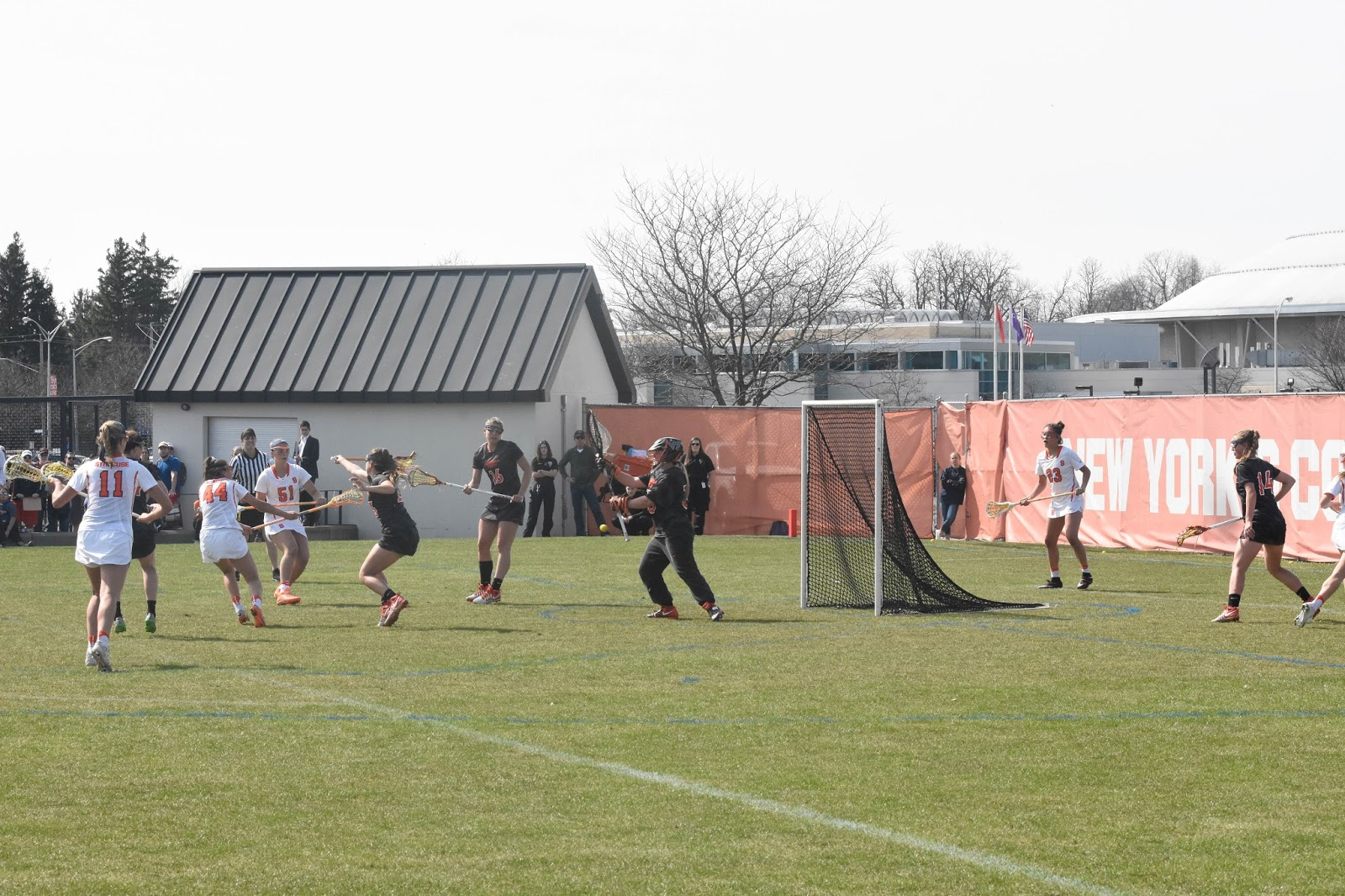 OT Win for Orange Women Lacrosse