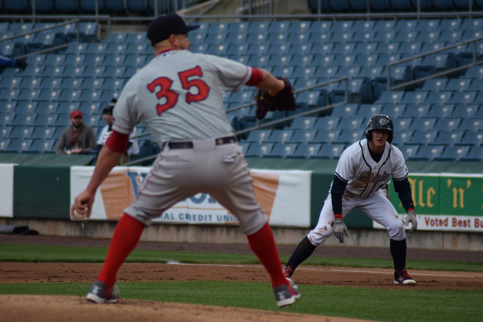 PawSox Take Opener Over Chiefs