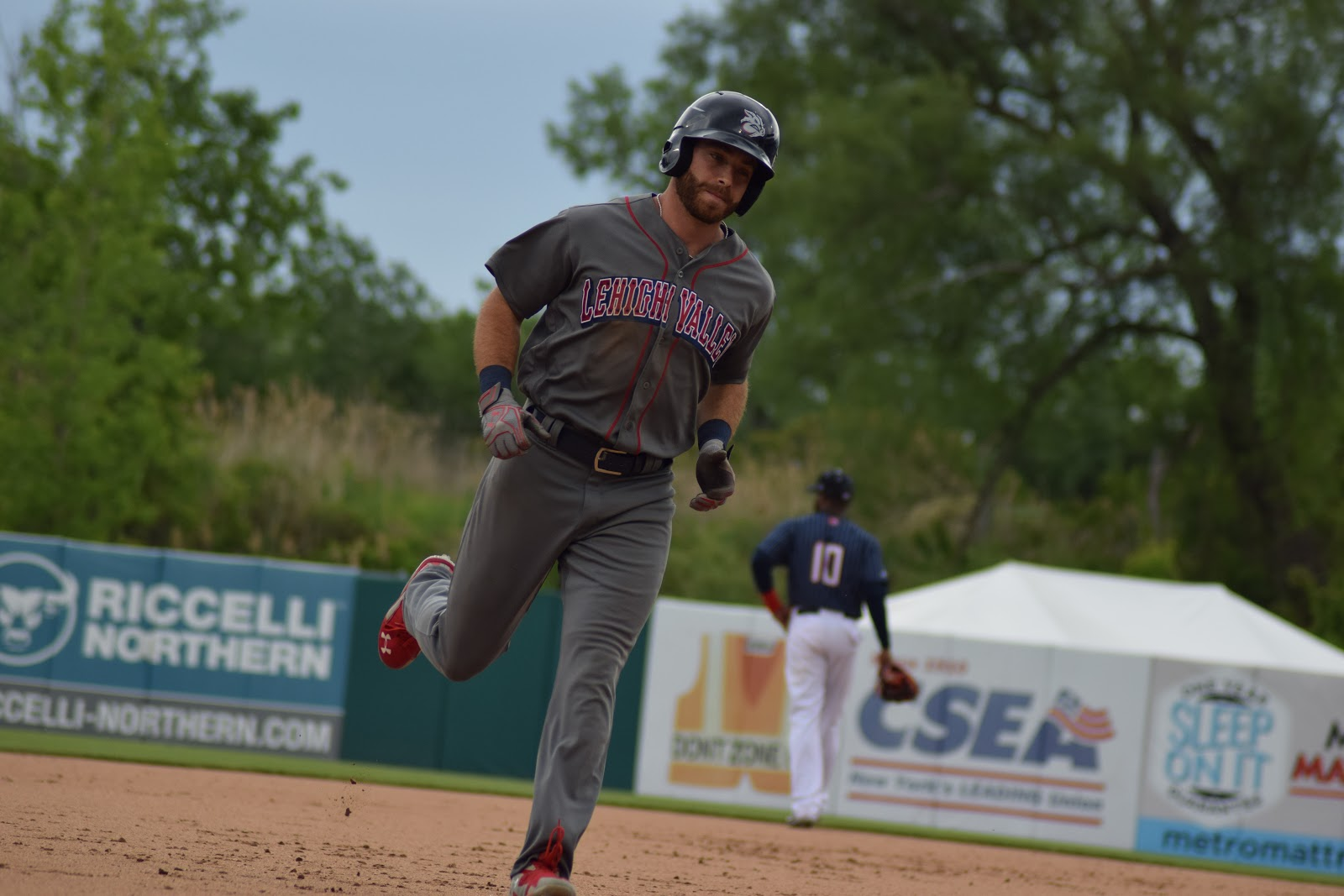 IronPigs Sweep Chiefs with Third Straight One-Run Win