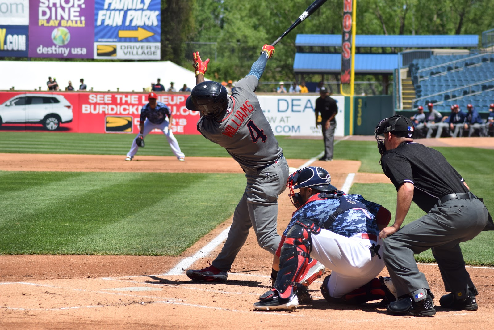 IronPigs Down Chiefs in Ten Innings Again