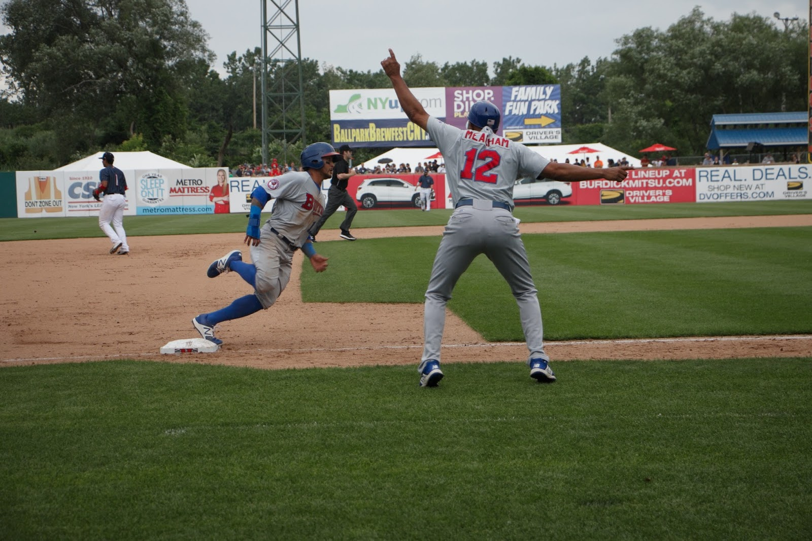 Bisons End Ten-Game Skid, Break Chiefs' Winning Streak