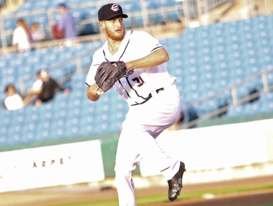 Chiefs Cook IronPigs on Emotional Night for Simms