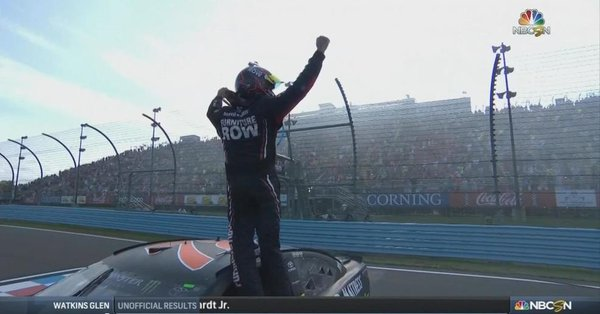Martin Truex Jr. Fuel Tactics Lead Him To Victory