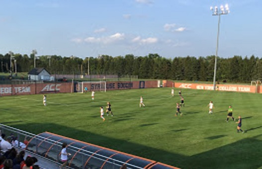 Cuse Women's Soccer Draws with #14 UCONN