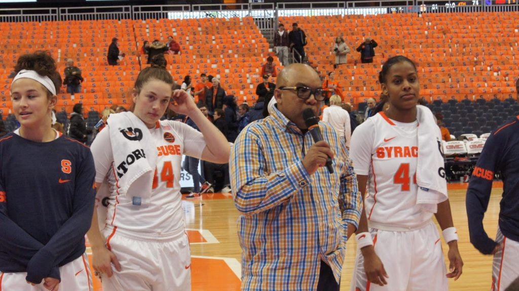 Syracuse Needs Overtime to Secure the Win Against Stony Brook