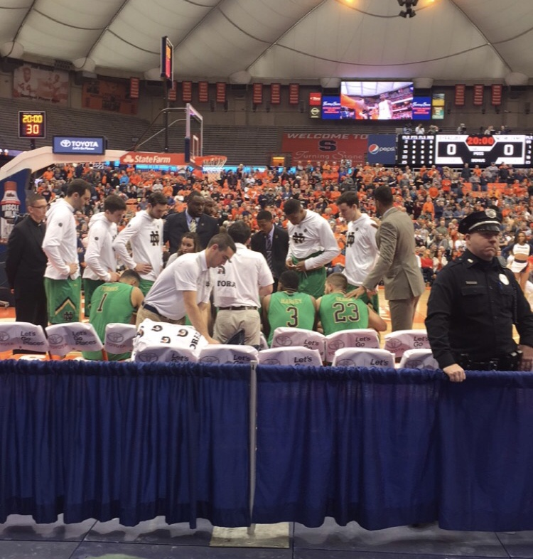 The Luck of the Irish Prevail in Syracuse