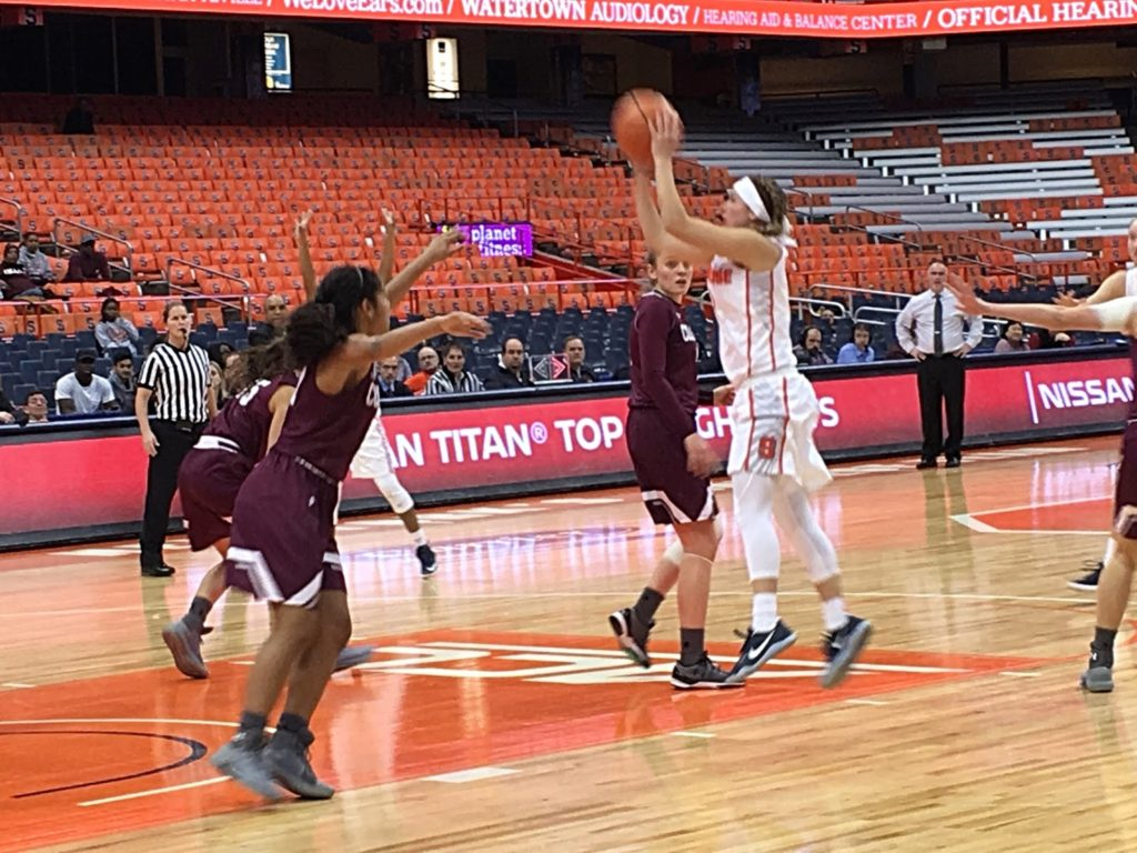 Orange Remain Undefeated After Facing Colgate