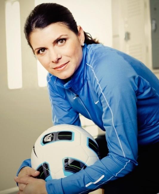 -- Mia Hamm, award-winning professional soccer player (1987-2004)