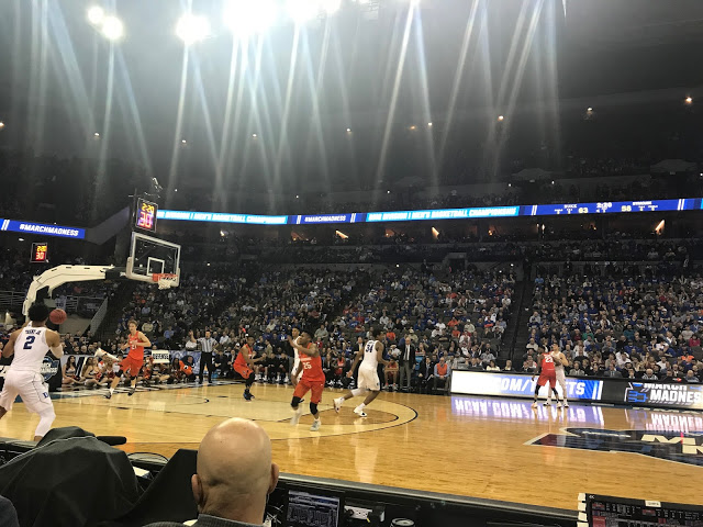 Road Ends in Omaha Syracuse Falls to ACC Foe Duke