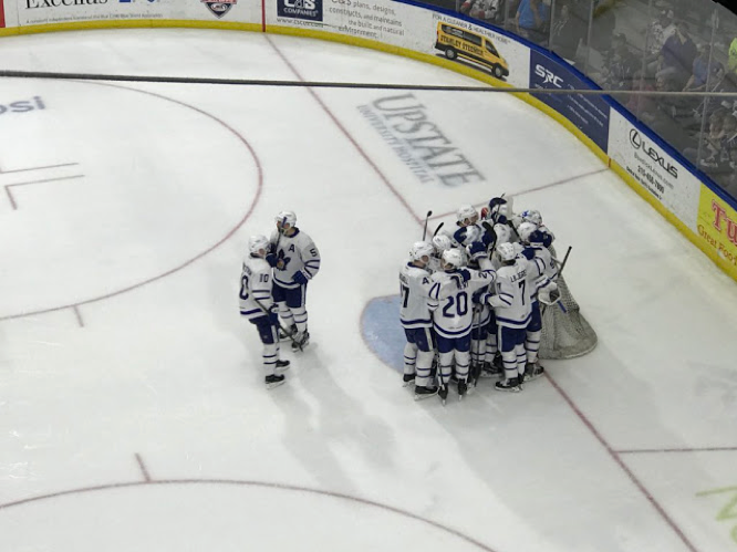 Syracuse Crunch Swept by Toronto in Calder Cup Second Round