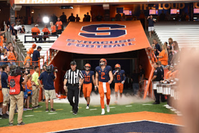 Syracuse Football's Defense Makes Strides Against Wagner