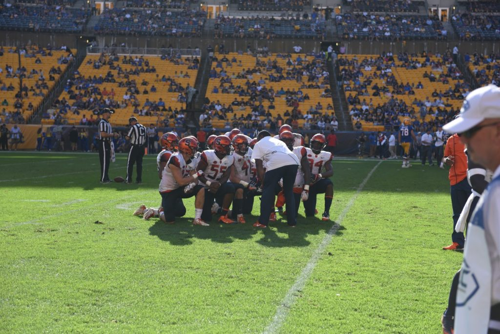 Overtime Interception Costs Syracuse