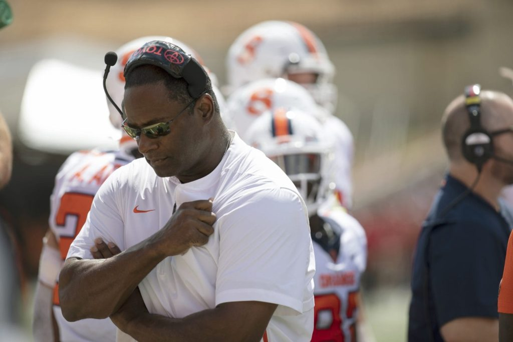 Revitalized Maryland offense rolls over Syracuse