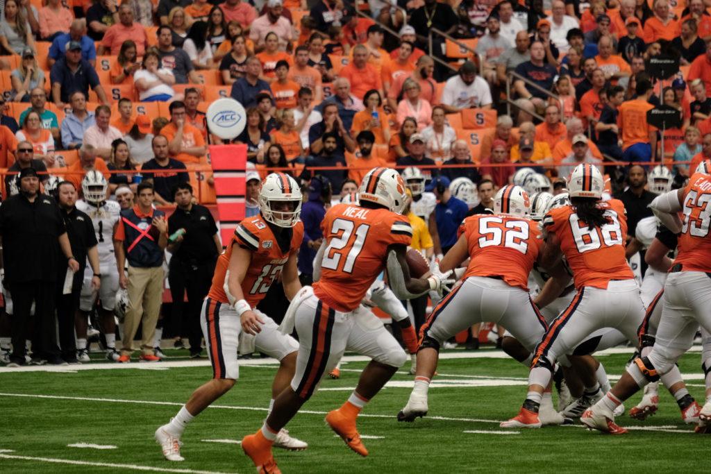 Orange get spark back after defeating Western Michigan