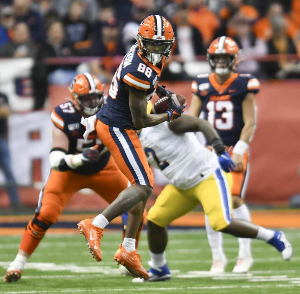Pittsburgh's Defense Stifles Syracuse, Orange Remain Winless in Conference