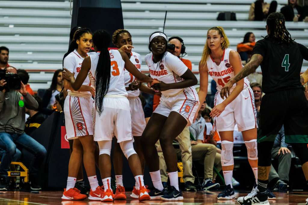 Women's Basketball Opens Season With Win Against Ohio