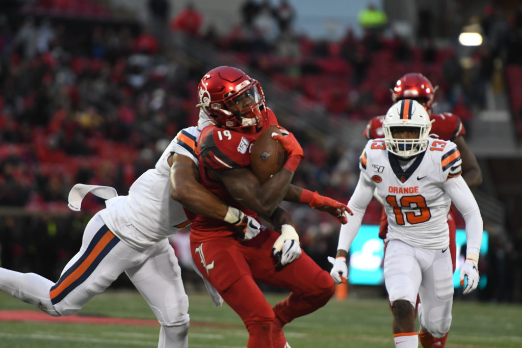 Cardinals Find Holes in Orange Defense
