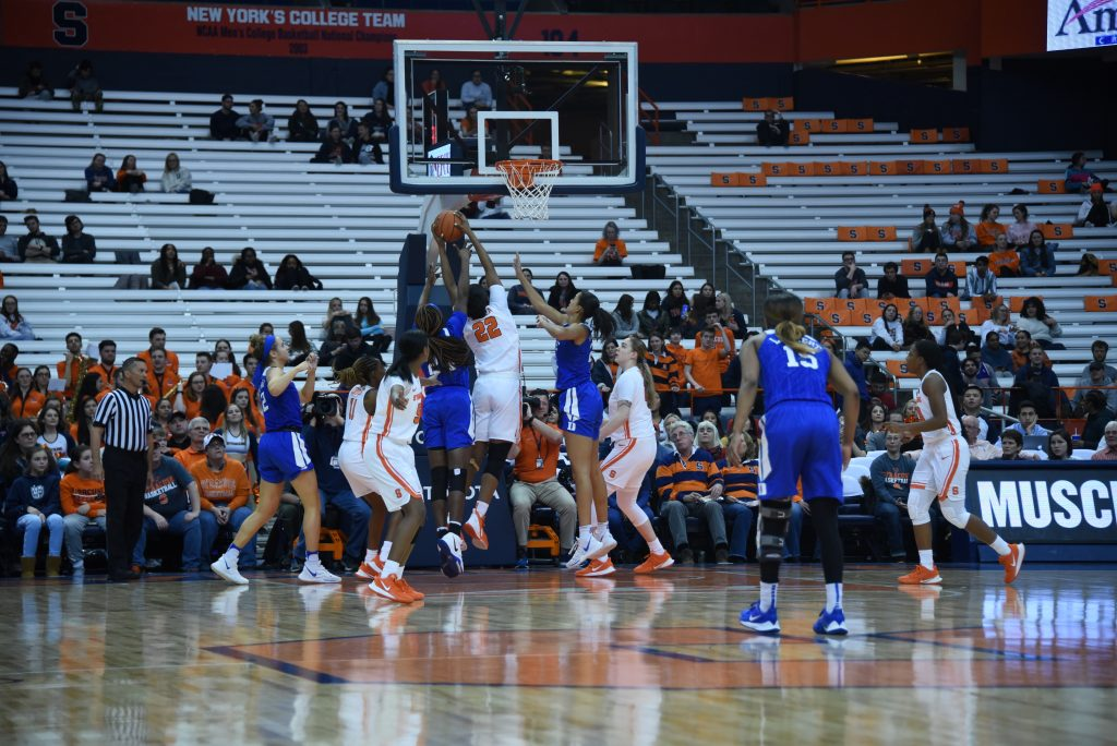 Women's Basketball suffer season's biggest loss